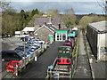 SS4819 : Former station - Great Torrington by Chris Allen
