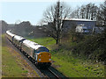 SD8010 : Class 40 Diesel Locomotive at Bury by David Dixon
