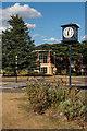 TQ2550 : Rotary Club clock by Ian Capper
