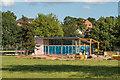 TQ2850 : Redhill Memorial Park by Ian Capper