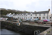 NS2515 : Cottages, Dunure by Billy McCrorie