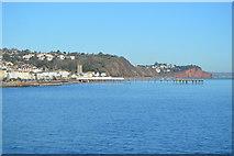 SX9472 : Teignmouth Pier by N Chadwick
