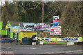 SM8906 : Celtic Hand Car Wash, Milford Haven by Stephen McKay