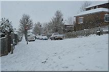 TQ5845 : Weald View Rd by N Chadwick