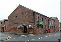 SE2932 : 97 Water Lane, Leeds by Alan Murray-Rust