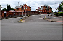 SO8555 : Junction of Tallow Hill and the B4205, Worcester by Jaggery