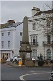 SX8060 : Obelisk to John Willis by N Chadwick
