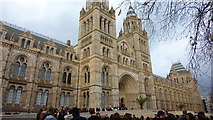 TQ2679 : Natural History Museum by Richard Cooke