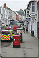 SM9515 : High Street, Haverfordwest by Stephen McKay