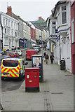 SM9515 : High Street, Haverfordwest by Stephen McKay