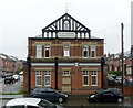 SE2835 : Former Cooperative store, Brudenell Grove by Alan Murray-Rust