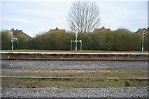 TQ2463 : Cheam Station by N Chadwick