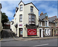 SS5147 : Jack's Dairy, 17 Wilder Road, Ilfracombe by Jaggery