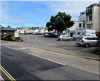 SS5147 : Wilder Road pay & display car park, Ilfracombe by Jaggery