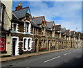 SS5147 : Grade II listed row of stone houses, Wilder Road, Ilfracombe by Jaggery