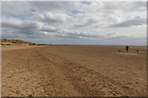 SD3129 : The beach at St Anne's on Sea by Ian Greig