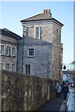 SX4654 : Stonehouse Barracks by N Chadwick