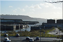 SX4654 : Millbay Docks by N Chadwick