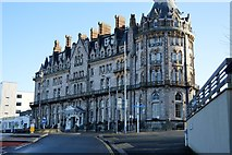 SX4754 : Duke of Cornwall Hotel by N Chadwick
