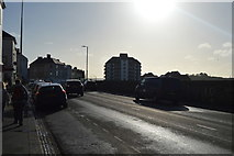 SX4754 : West Hoe Rd by N Chadwick