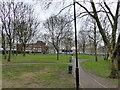 TQ2983 : Purchese Street Open Space by PAUL FARMER