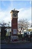 SX9372 : Shaldon War Memorial by N Chadwick