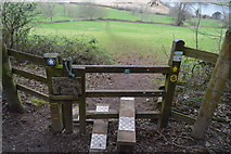 SX8157 : No bikes over the stile! by N Chadwick