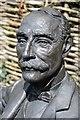 SO8055 : Statue of Sir Edward Elgar by Philip Halling