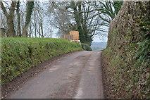SX8257 : To Ashprington by N Chadwick