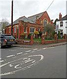 ST0207 : Cullompton: Unitarian Chapel by Martin Bodman
