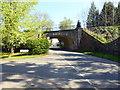TQ1730 : Railway Bridge, Chesworth Lane by PAUL FARMER