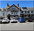 SS9943 : Dunster Memorial Hall, High Street, Dunster by Jaggery