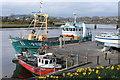 NX6851 : Kirkcudbright Harbour by Billy McCrorie