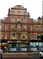 SE3033 : County Arcade complex, Leeds, 59 Vicar Lane by Alan Murray-Rust