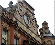 SE3033 : County Arcade complex, Leeds, King Edward House by Alan Murray-Rust
