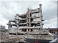 SD8010 : Demolition of Derelict Police Headquarters by David Dixon
