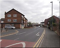 SE4824 : Argyle Road - Doncaster Road by Betty Longbottom