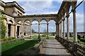 SO7664 : Orangery at Witley Court by Philip Halling