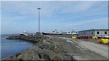 HU4642 : Mair's Quay, Holmsgarth, Lerwick by Mike Pennington