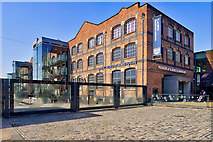 SJ8397 : Great Western Warehouse, Lower Byrom Street by David Dixon