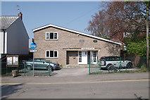TL5646 : Linton Village Hall by M H Evans