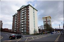 SE3320 : Greenwood House, George Street, Wakefield by Ian S