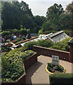 TQ3370 : Garden Centre, Coxwell Road, Upper Norwood, southeast London by Robin Stott
