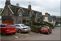 SX8157 : Church Cottages by N Chadwick