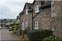 SX8157 : Cottages, Ashprington by N Chadwick
