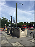 TQ3370 : Closed public toilets, Crystal Palace Parade, Upper Norwood, southeast London by Robin Stott