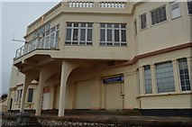 SX9473 : Teignmouth Canoe and Yacht Club by N Chadwick