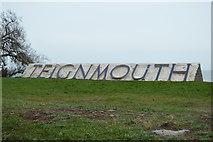 SX9473 : Teignmouth, Sprey Point by N Chadwick