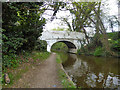 TQ0879 : Grand Union Canal bridge 197 by Robin Webster