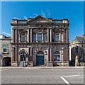 NJ0359 : Mechanics' Institute Forres by valenta